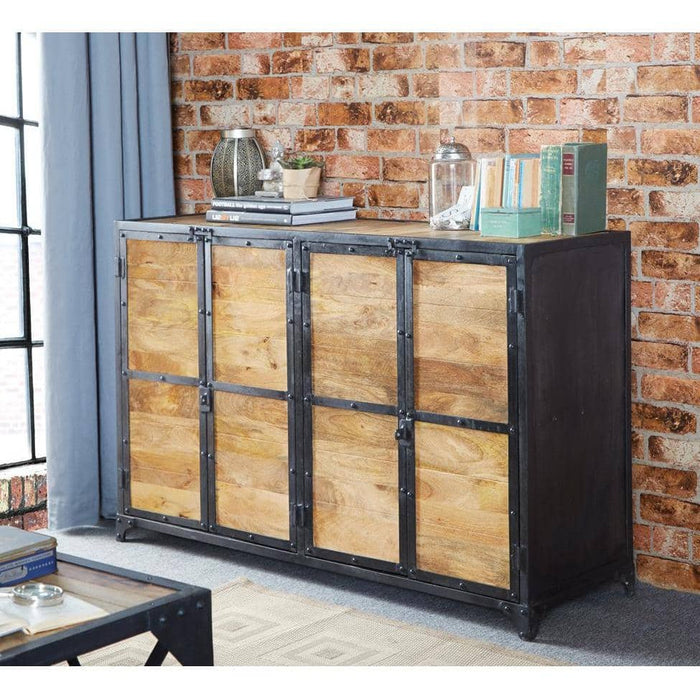 ASCOT LARGE SIDEBOARD - Simply Utopia