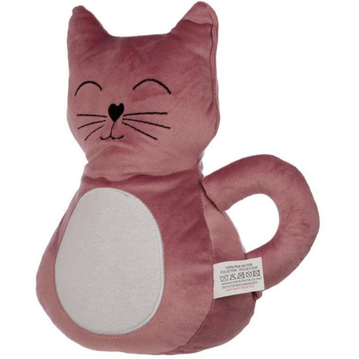 Interior Door Stop - Pink Cat - Simply Utopia
