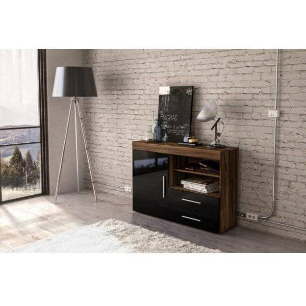 Edgeware 1 Door 2 Drawer Sideboard - Simply Utopia