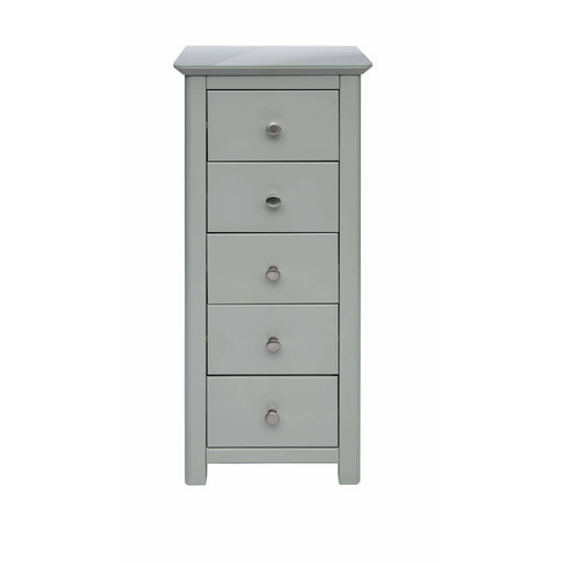 Elgin 5 drawer narrow chest - Simply Utopia