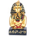 Decorative Egyptian Tutankhamen Bust Ornament - Simply Utopia