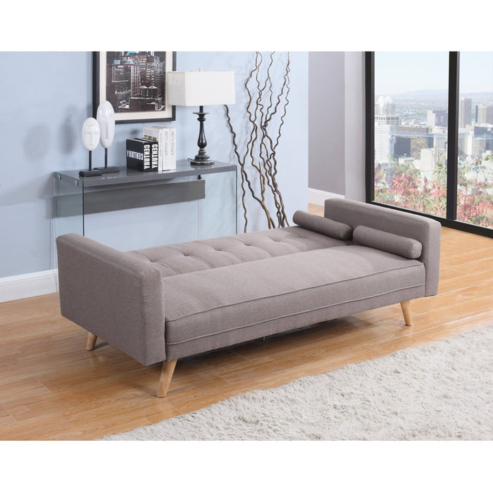 Ethan Sofa Bed Grey - Simply Utopia