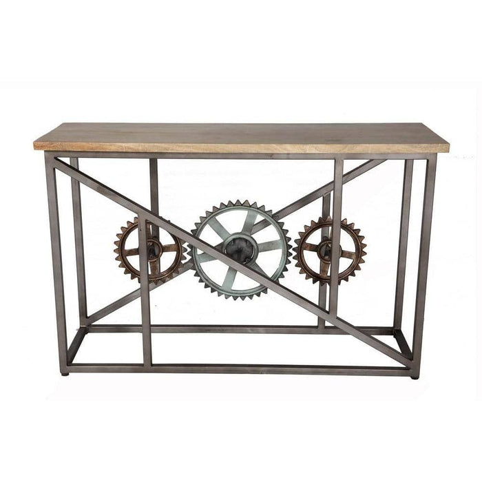 Evoke Console Table With Wheels - Simply Utopia
