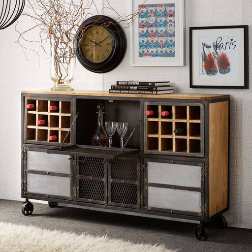 EVOKE BAR CABINET - Simply Utopia