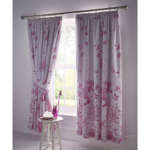 Fairy Princess Lined Curtains - Simply Utopia