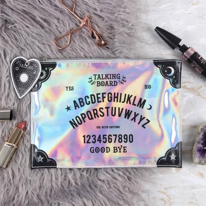 Iridescent Makeup Pouch - Simply Utopia
