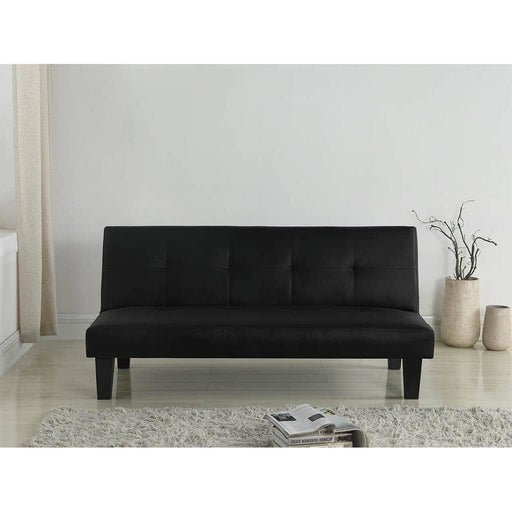 Franklin Sofa Bed Black - Simply Utopia