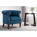 Freya Upholstered Deep Cushioned Chair - Simply Utopia