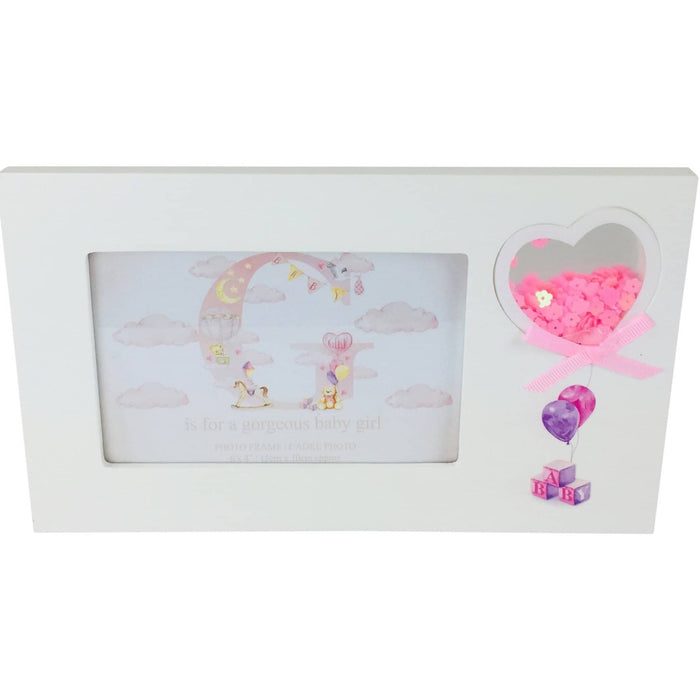 Girl Printed Picture Frames - Simply Utopia