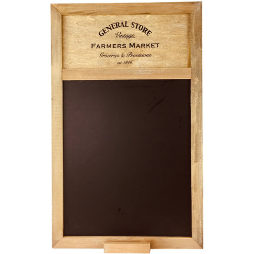 Rustic General Store Blackboard 55cm - Simply Utopia