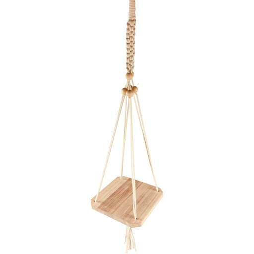Macramé Rope Shelf 100cm - Simply Utopia