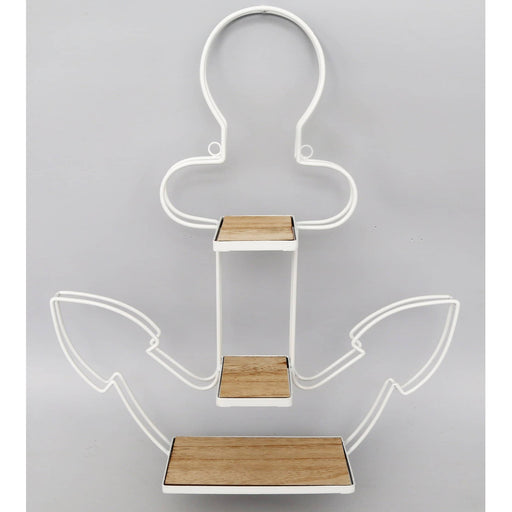Anchor Shaped Shelf 60cm - Simply Utopia