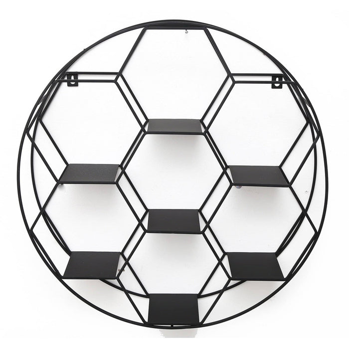 Hexagon Cut Wall Unit 50cm - Simply Utopia