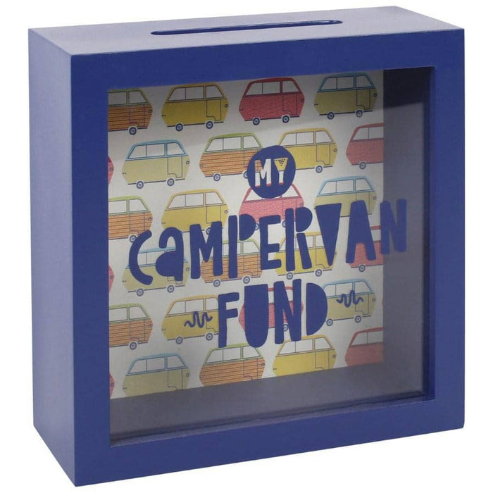 Campervan Fund Money Box - Simply Utopia