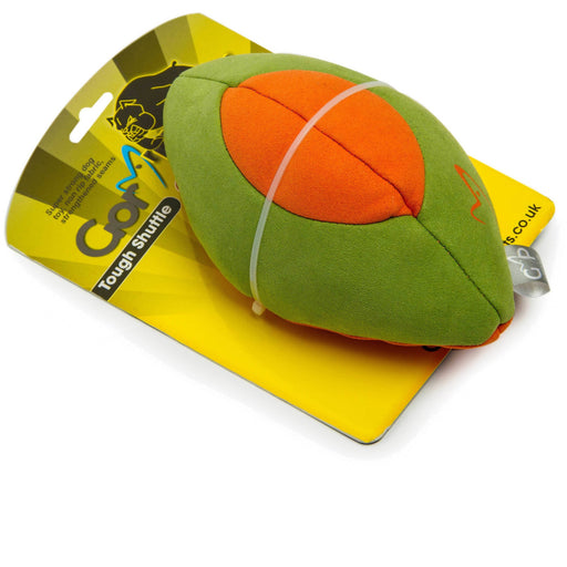 Gor Tough Shuttle (20cm) Orange/Green Mix - Simply Utopia