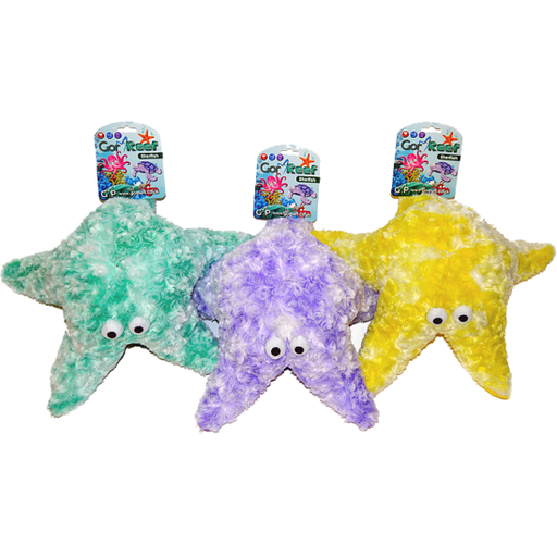 Gor Reef Mommy Star Fish(35cm) Purple/Green/Yellow - Simply Utopia