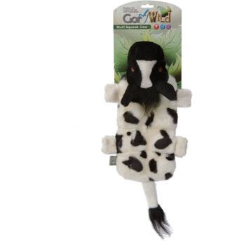 Gor Wild Multi-squeak Cow (30cm) - Simply Utopia