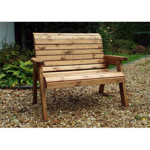Traditional Two Seater Bench - Simply Utopia