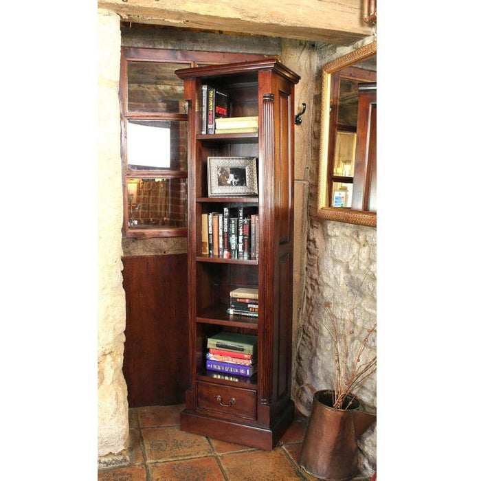 La Roque Narrow Alcove Bookcase - Simply Utopia