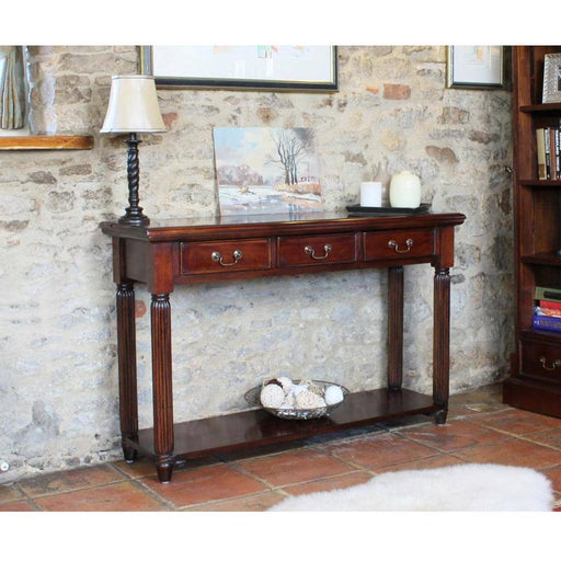 La Roque Console / Hall Table (With Drawers) - Simply Utopia