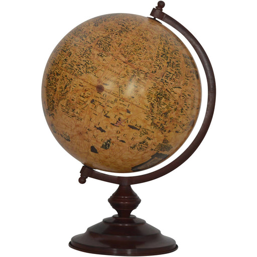 Large Vintage Globe - Simply Utopia