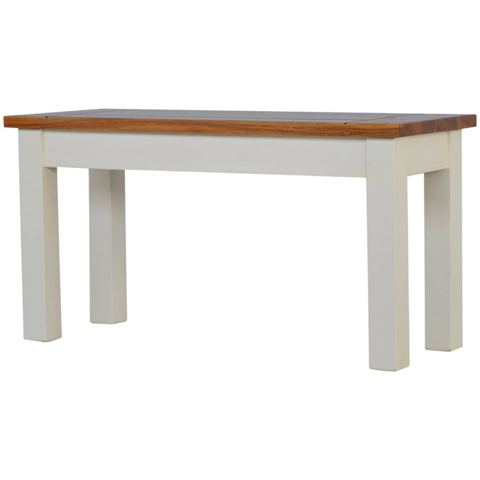 2 Toned Dining Table - Simply Utopia