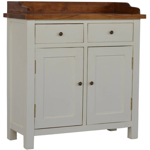 Country Two Tone Cabinet - Simply Utopia