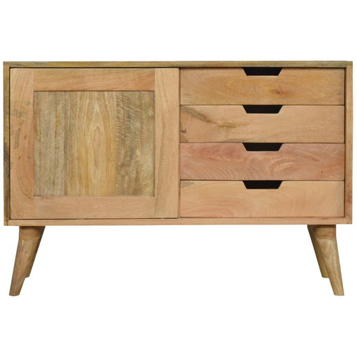 Sliding Cabinet with 4 Drawers - Simply Utopia