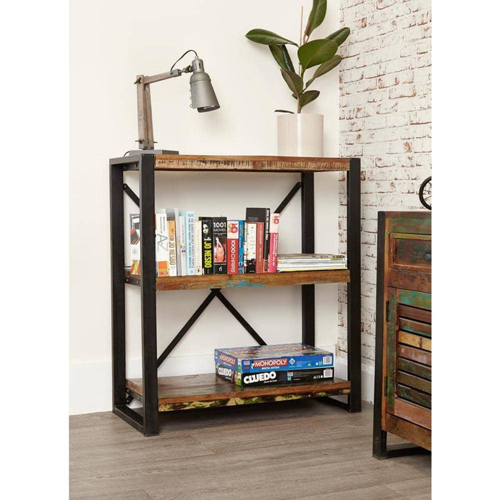 Urban Chic Low Bookcase - Simply Utopia