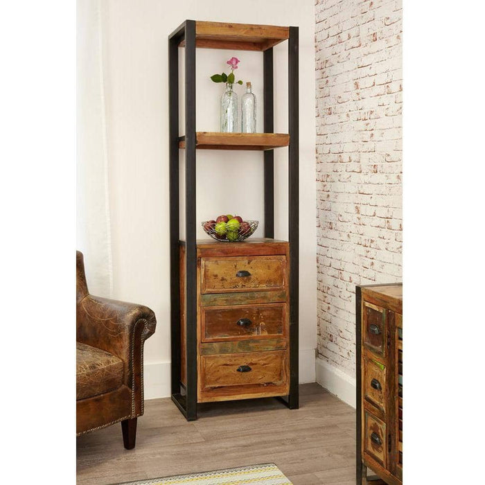Urban Chic Alcove Bookcase (with drawers) - Simply Utopia