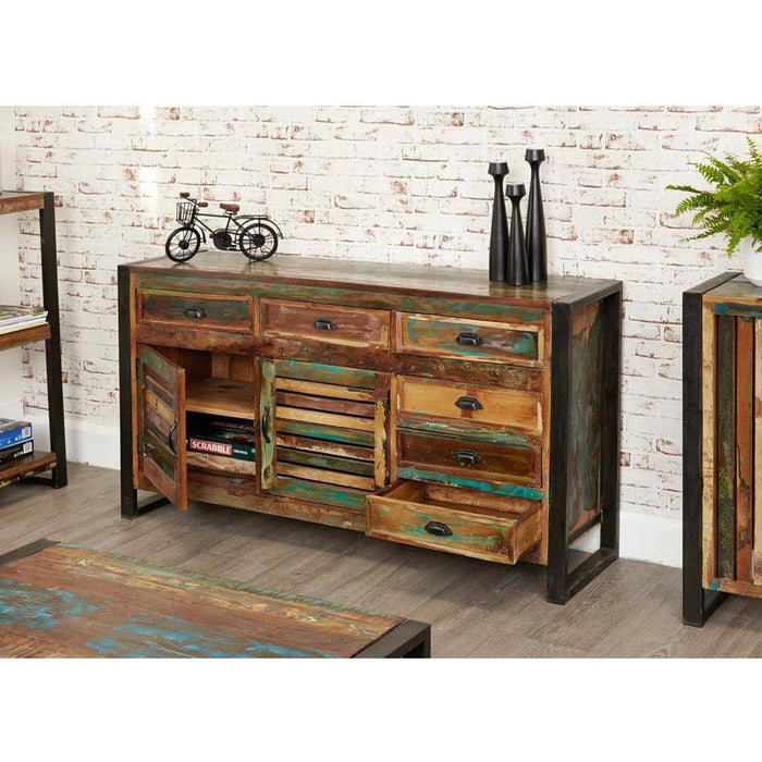 Urban Chic Large Sideboard - Simply Utopia