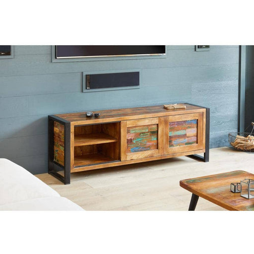 Urban Chic Widescreen Television Cabinet - Simply Utopia