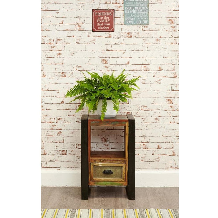 Urban Chic Lamp Table / Bedside Cabinet - Simply Utopia