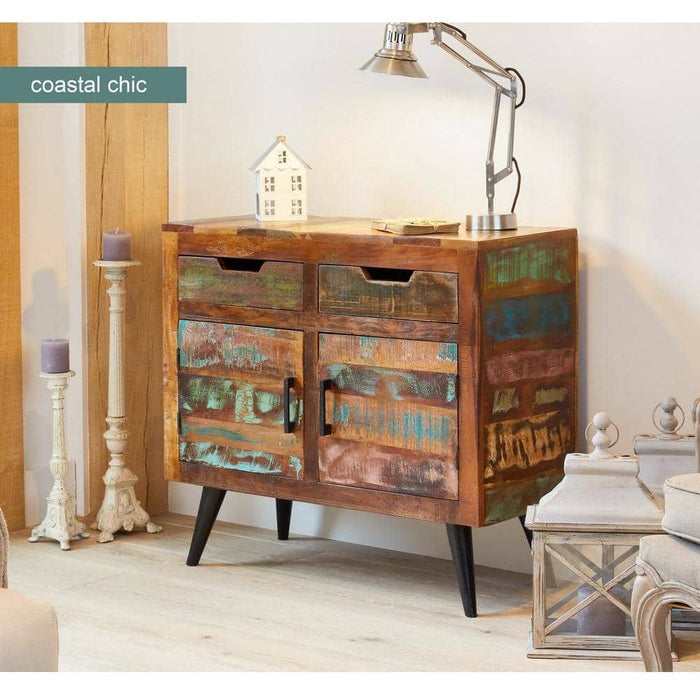 Coastal Chic Small Sideboard - Simply Utopia