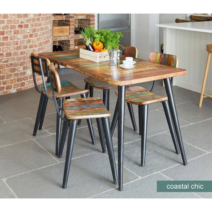 Coastal Chic Large Rectangular Dining Table - Simply Utopia