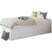 Captain's Single 3ft Cabin Bed WHITE - Simply Utopia