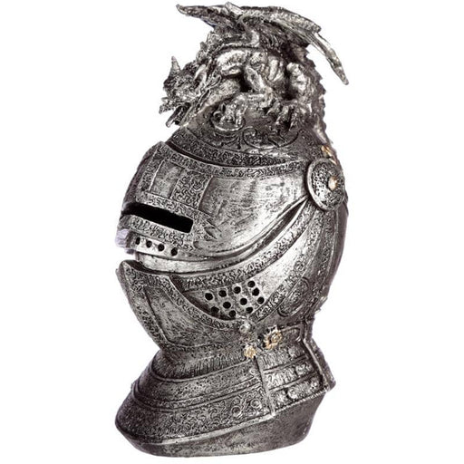 Collectable Dragon Helmet Money Box - Simply Utopia