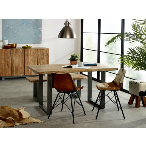 Baltic Live Edge Dining Table 1.5 M - Simply Utopia