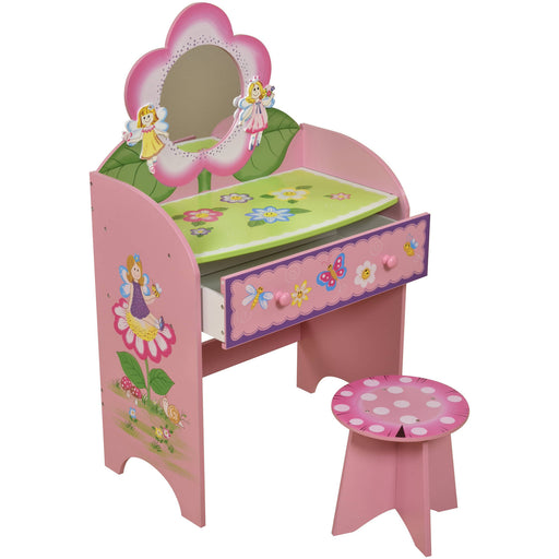 Fairy Dressing Table and Stool - Simply Utopia