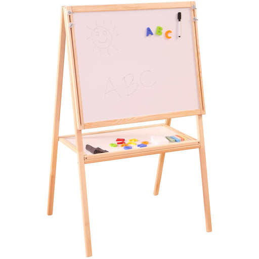 Height Adjust And Reversible Double Sided Easel - Simply Utopia