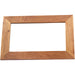 Light Hardwood Toko Mango Mirror - Simply Utopia