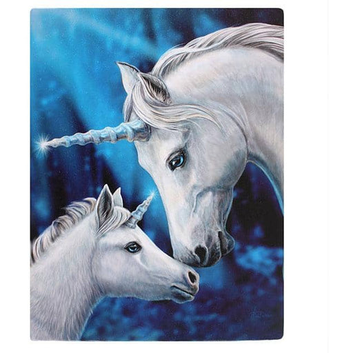 Sacred Love Canvas Plaque by Lisa Parker 19x25cm - Simply Utopia