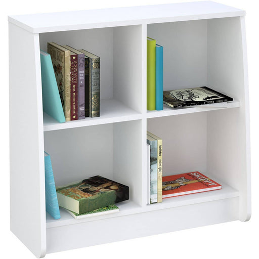 Loft Station Bookcase White - Simply Utopia