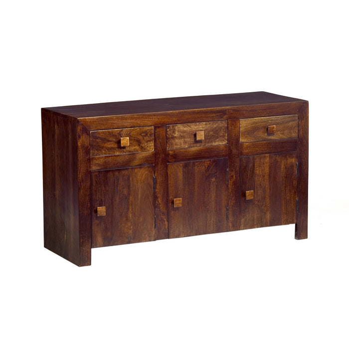 Toko Dark Mango Large Sideboard - Simply Utopia