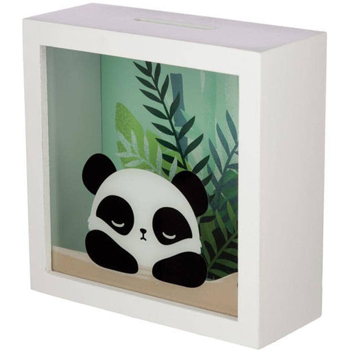See Your Savings Money Box - Panda Design - Simply Utopia