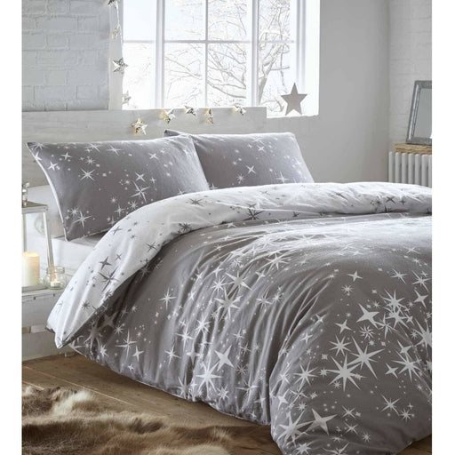 Galaxy Flan Duvet Set - Simply Utopia