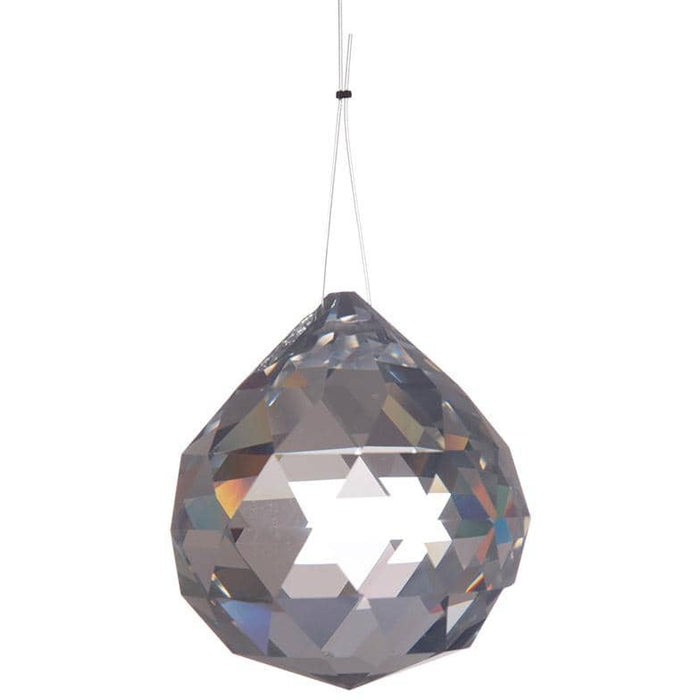 Decorative Glass Hanging Crystal - Medium - Simply Utopia