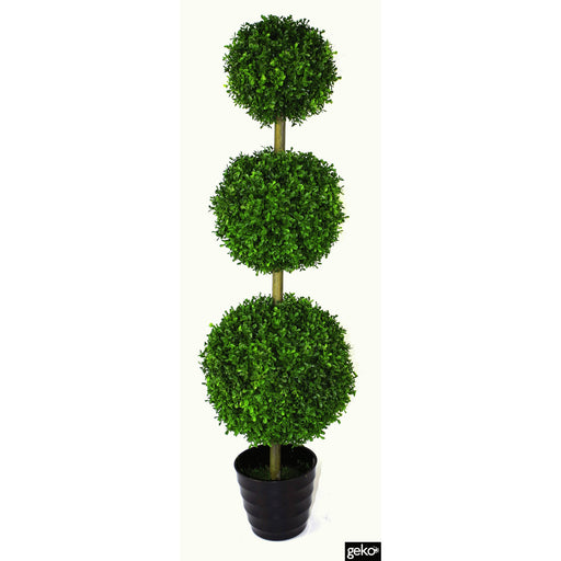 Artificial X-Large 120cm Grass Topiary Tree - Simply Utopia