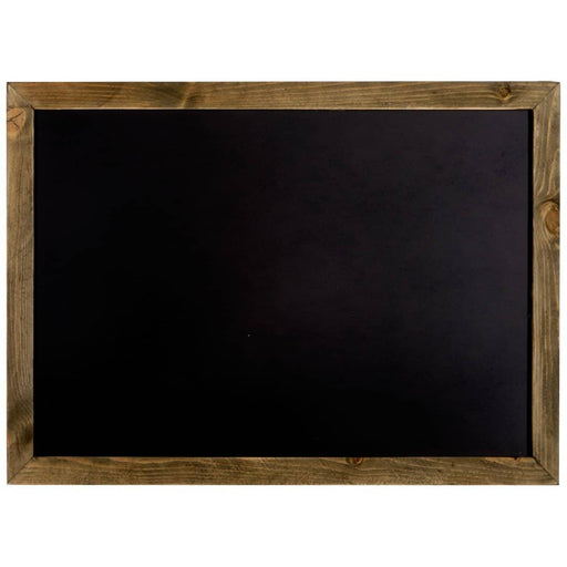 Wooden Edge Blackboard 71 x 50 x 1 cm - Simply Utopia