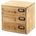 Storage Drawers (3 drawers) 28 x 23 x 28 cm - Simply Utopia